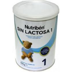 NUTRIBEN SIN LACTOSA 1  BOTE NEUTRO