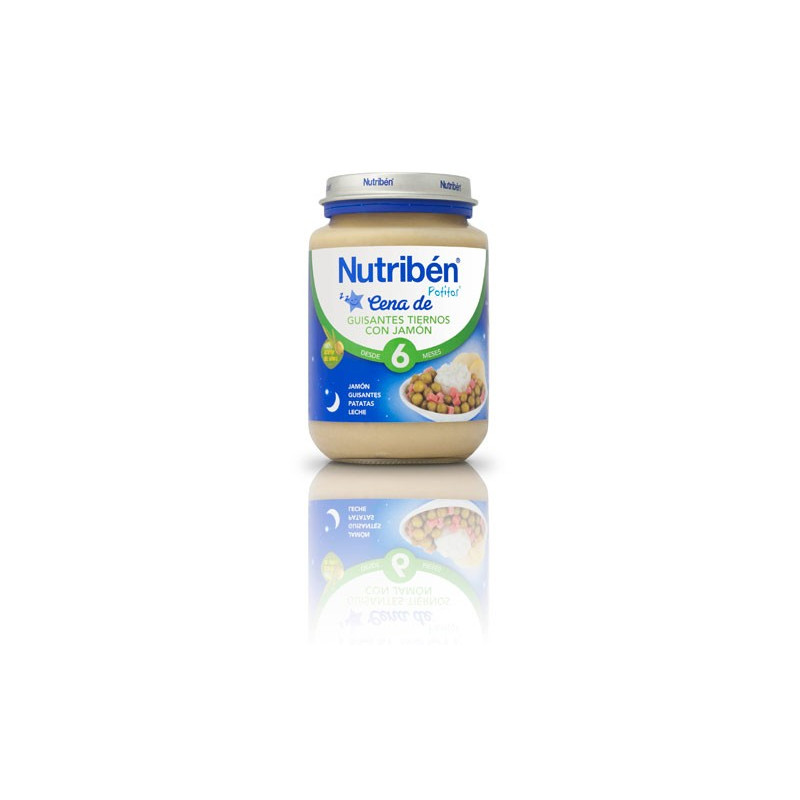 NUTRIBEN CENA GUIS JAMON 200 G JUNIOR 200 G