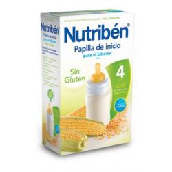 NUTRIBEN INICIO BIBERON 600 G 600 G