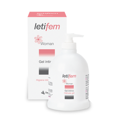 LETIFEM WOMAN GEL 250 ML