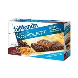 BIMANAN KOMPLETT CHOCOLATE CRUJIENTE 24 BARRITAS
