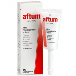 AFTUM GEL ORAL 15 ML 15 ML