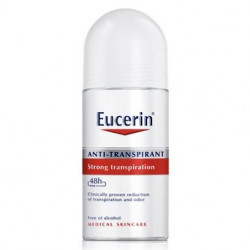 EUCERIN DESODORANTE ANTITRANSP ROLL-ON 48 HORAS