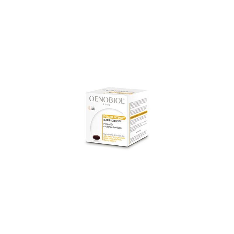 OENOBIOL SOLAIRE INTENSIF NUTRIPROTECCION 30 CAPSULAS