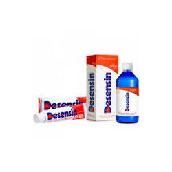 PACK DESENSIN PLUS FLUOR PASTA DENTIFRICA 125ML + COLUTORIO 500ML