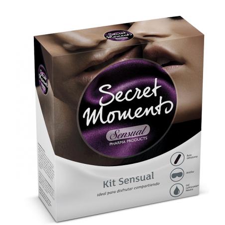 SECRET MOMENTS KIT SENSUAL