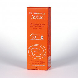 AVENE SPF 20 CREMA PROTECCION MEDIA 50 ML