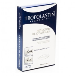 TROFOLASTIN REDUCTOR CICATRICES 5X7,5 5UNIDADES