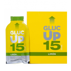 GLUC UP 15 SABOR LIMON 20 STICKS
