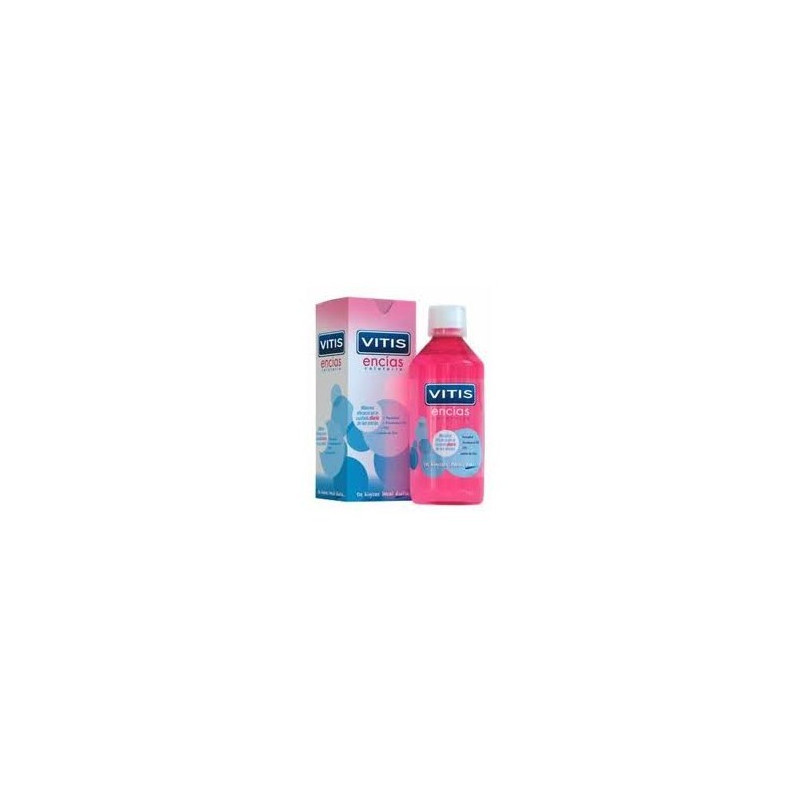 VITIS ENCIAS COLUTORIO BUCAL 500 ML