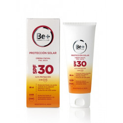 BE+ FOTOPROTECTOR CREMA FACIAL FACTOR 30+ PIEL SECA 50 ML
