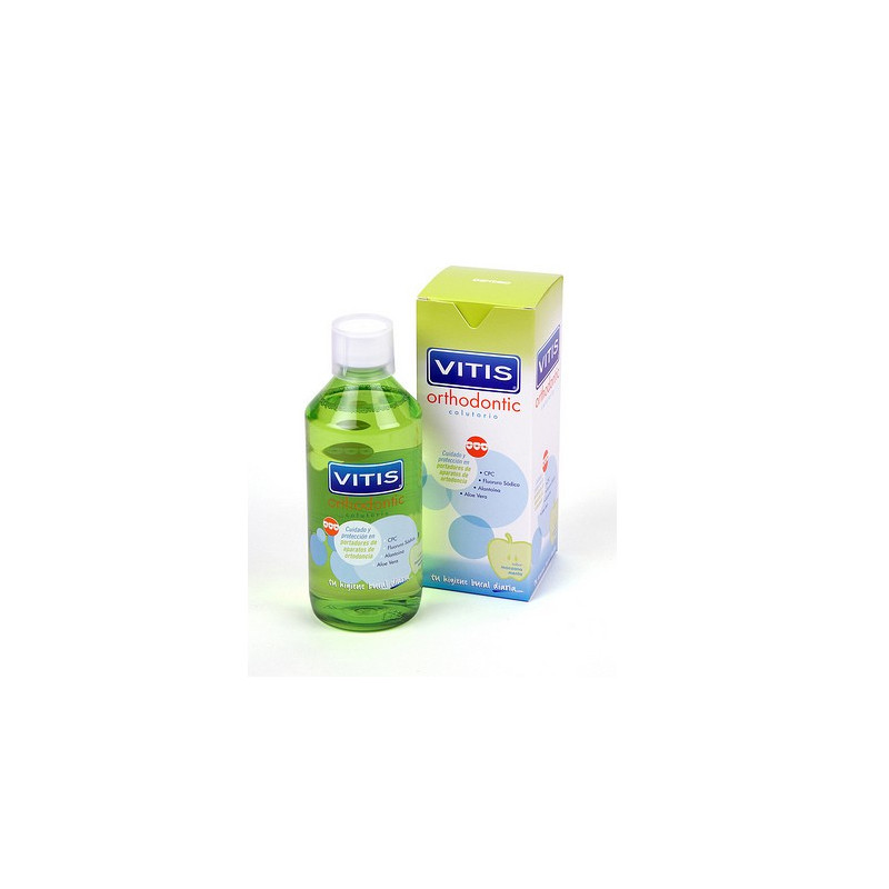 VITIS ORTHODONTIC COLUTORIO 500 ML