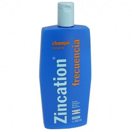 ZINCATION CHAMPU FRECUENCIA 300 ML