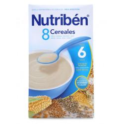 NUTRIBEN 8 CEREALES 300 GR 300 G