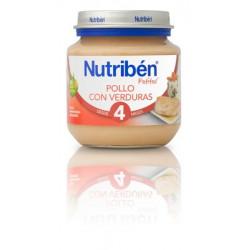 NUTRIBEN BEBE INICIO POLLO VERDURAS