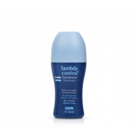 LAMBDA CONTROL DESODORANTE ROLL-ON 50 ML
