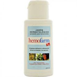 HEMOFARM PLUS JABON LIQUIDO  200 ML