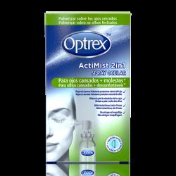 OPTREX ACTIMIST 2 EN 1 OJOS CANSADOS Y MOLESTOS  SPRAY OCULAR