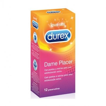 DUREX DAME PLACER 12U