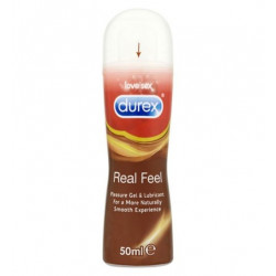 LUBRICANTE DUREX REAL FEEL