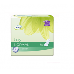 TENA LADY COMPRESA NORMAL 24UN