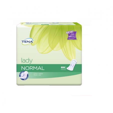 TENA LADY COMPRESA NORMAL 24UN