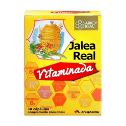 JALEA REAL VITAMIINADA 3O CAPS