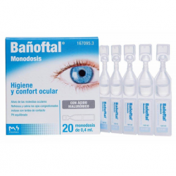 BAÑOFTAL 20 MONODOSIS