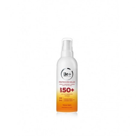 BE+ FOTOPROTECTOR FACTOR 50+ SPRAY LIGERO 200 ML