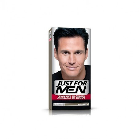 JUST FOR MEN CABELLO NEGRO 30 CC NEGRO