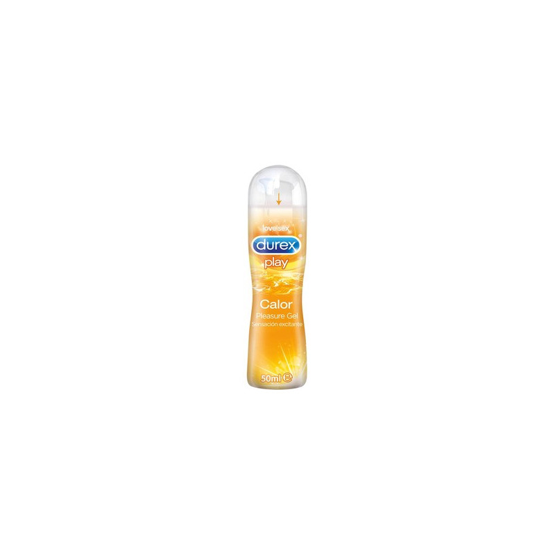 LUBRICANTE DUREX PLAY CALOR