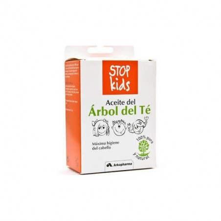 ACEITE DEL ARBOL DEL TE  STOP KIDS 15ML