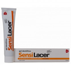 SENSILACER GEL DENTIFRICO DIENTES SENSIBLES (125 ml)