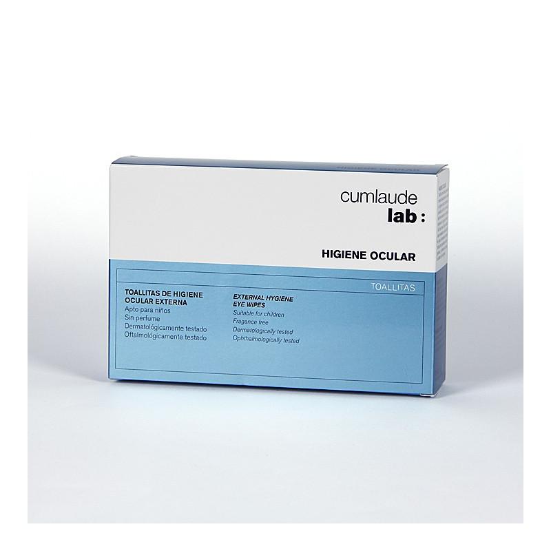 CUMLAUDE LAB: TOALLITAS DE Higiene OCULAR  16 TOALLITAS