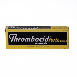 THROMBOCID FORTE 5 mg/g POMADA