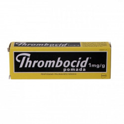 THROMBOCID 1mg/g POMADA