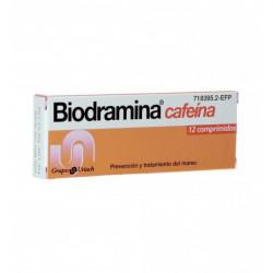 BIODRAMINA CAFEINA...