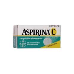 ASPIRINA C 400 mg/240 mg...