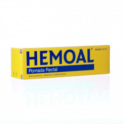 HEMOAL POMADA RECTAL