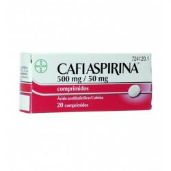 CAFIASPIRINA 500 mg/50 mg...