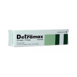 DETRAMAX 2,5 mg/g + 15 mg/g...