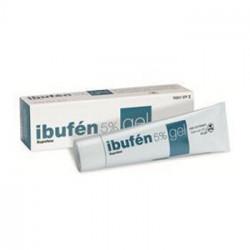 IBUFEN 50 mg/g GEL