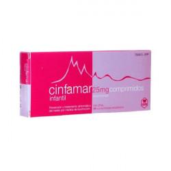 CINFAMAR INFANTIL 25 mg...