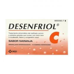 DESENFRIOL C granulado