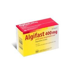 ALGIFAST 400 mg POLVO PARA...