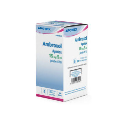 AMBROXOL APOTEX 15 mg/5 ml...
