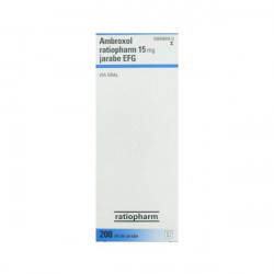 AMBROXOL RATIOPHARM 3 mg /...