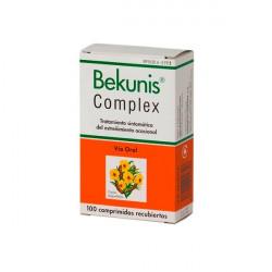 BEKUNIS COMPLEX COMPRIMIDOS...