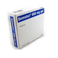 BEMOLAN 800 mg GEL