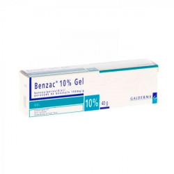 BENZAC 100 MG/G GEL